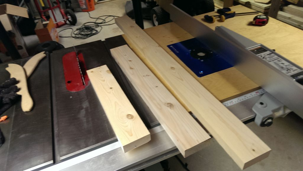 adding on to a router table