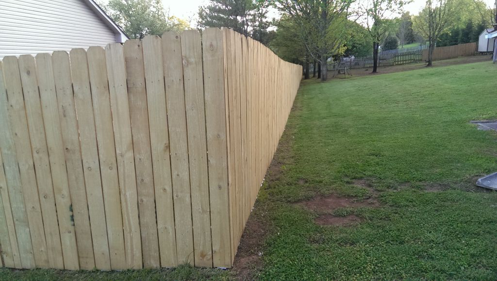 How To Build A 6 Privacy Fence Did It Myself