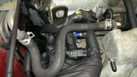 EGR wire plug