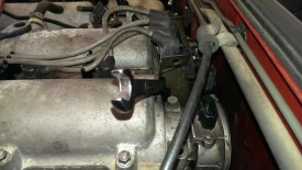 Driver's side coil pack bolt