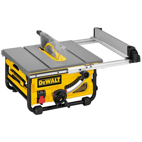 Dewalt dw745 table saw review did it myself Table saw fence reviews