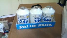 r134a Bottles
