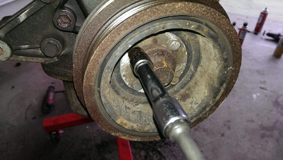 Miata Timing Belt Water Pump and Seals - Did It Myself