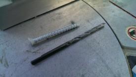 Tapcon screw