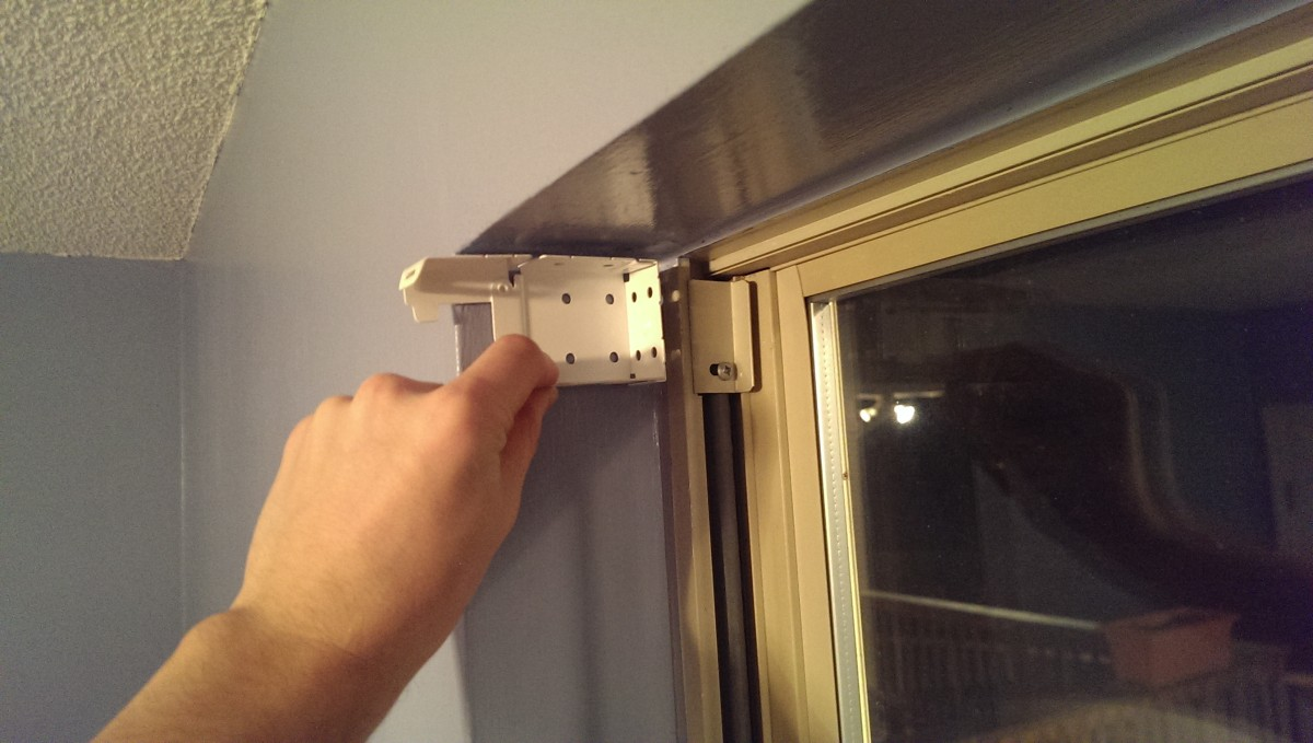 Marking Locations For Drywall Anchor Holes