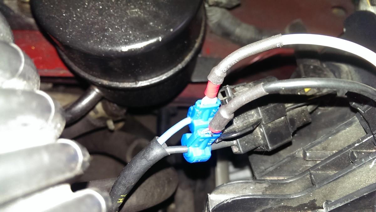 Miata Parallel Fan Wiring - Did It Myself on