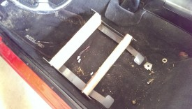 2x4 seat guides