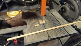Dowel rod sucks, buy individual dowels