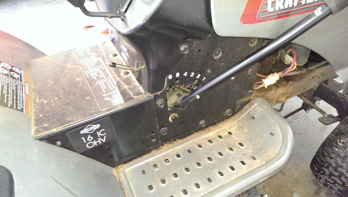 Riding Mower Belt and Blades Replacement - Did It Myself