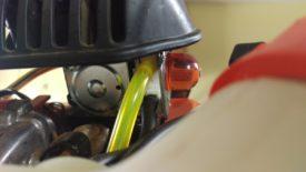 Fuel lines to carburetor