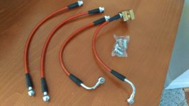Replacement brake lines