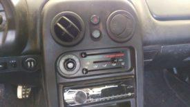 Center vents (untrimmed)