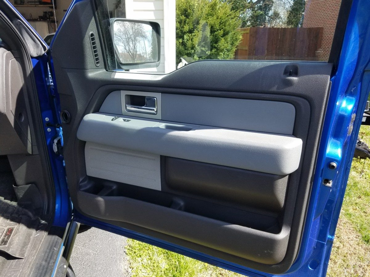 2011 f150 drivers side mirror replacement