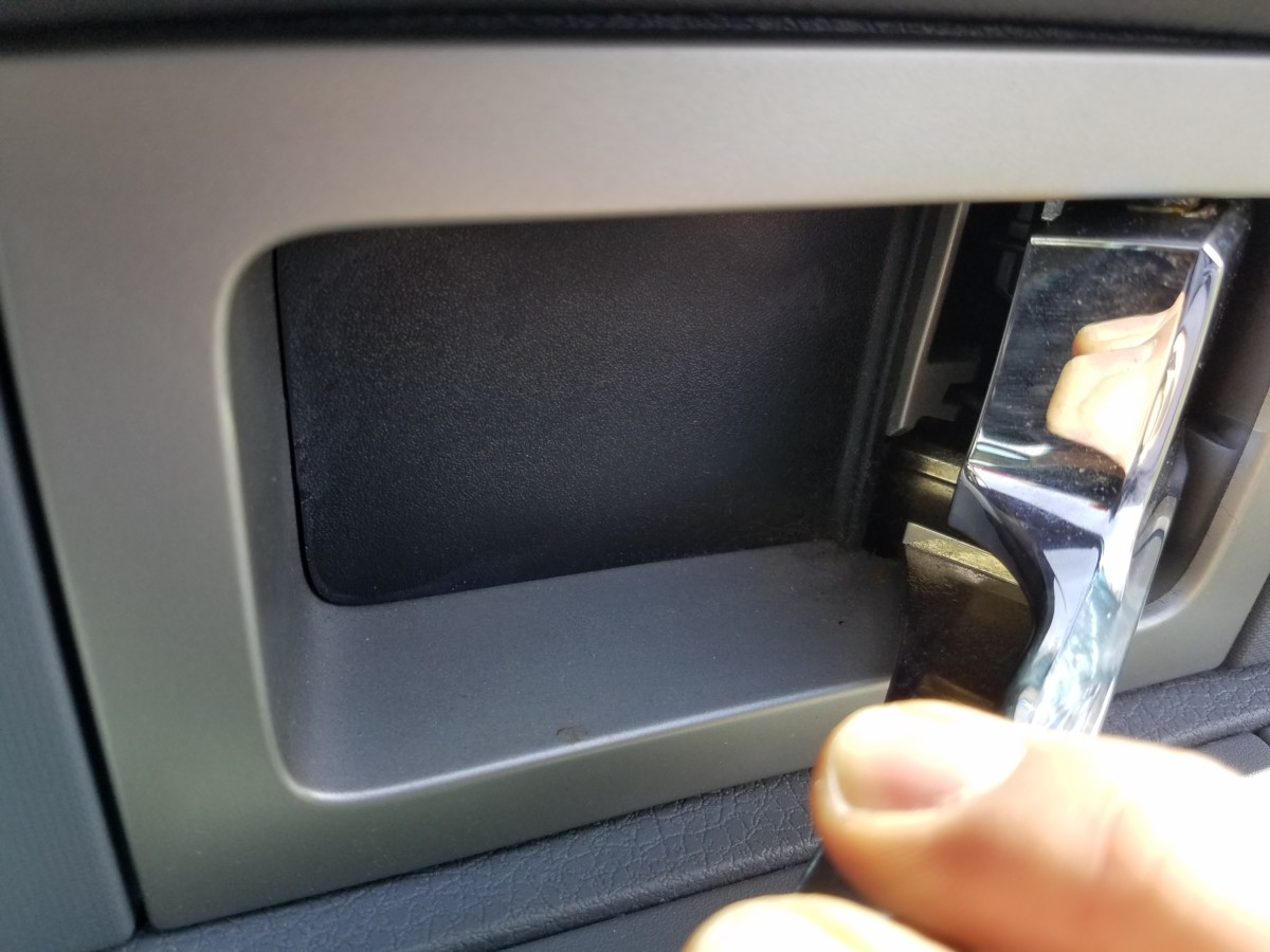 2009 2014 F150 Door Panel Removal Did It Myself