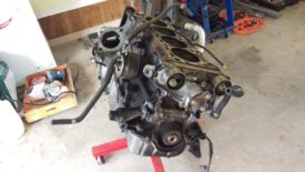 The short block in question