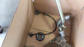 Knock sensor unplugged in box