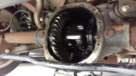 Inside of differential