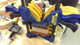You can never have too many clamps