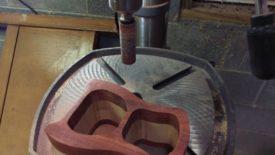 Same drum sanding technique