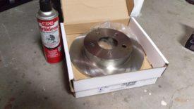 Fresh rotors