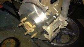 Rear brakes done