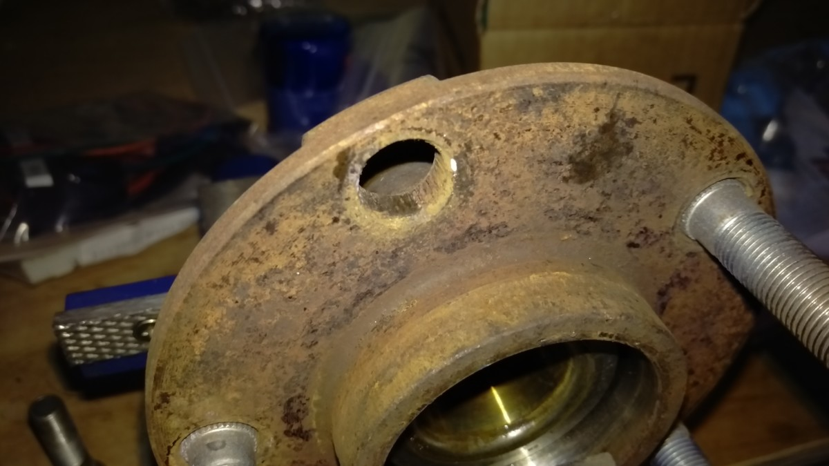 94-04 Mustang Front Wheel Hub Replacement - Did It Myself