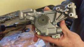 New RSX Type-S oil pump