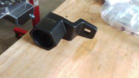 Honda crank holder tool