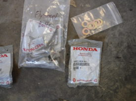 Honda Bolts