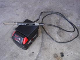 Portable Soldering Setup