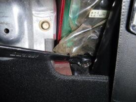 Seatbelt Reel Bolt